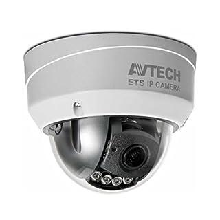 AVTech avm5447–Video Innen/Außen IP-Kamera (5MP), weiß