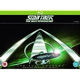 Raumschiff Enterprise - Das nächste Jahrhundert / Star Trek: The Next Generation (Complete Seasons 1-7) - 41-Disc Box Set ( ) (Blu-Ray)