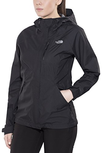 THE NORTH FACE Damen DRYZZLE Jacket T0CUR7 Jacke, TNF Black, M - The Gore Jacke North Tex Face