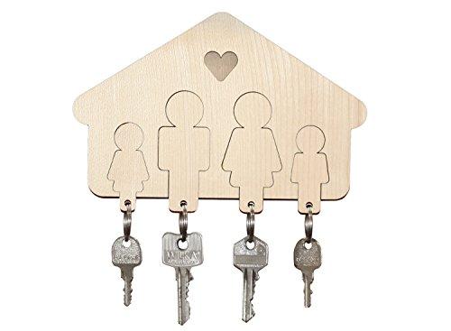 Schlüsselbrett FAMILIE - (HS1004)