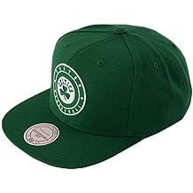 Mitchell   Ness Gorra Patch Celtics by Gorragorra de Beisbol Gorra f618a95d898