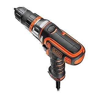 Black+Decker Muktievo – Multicortadora (300 W, Multievo, con estuche y accesorios, MT350K)