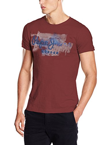 pepe-jeans-golders-t-shirt-uomo-rosso-burgundy-large