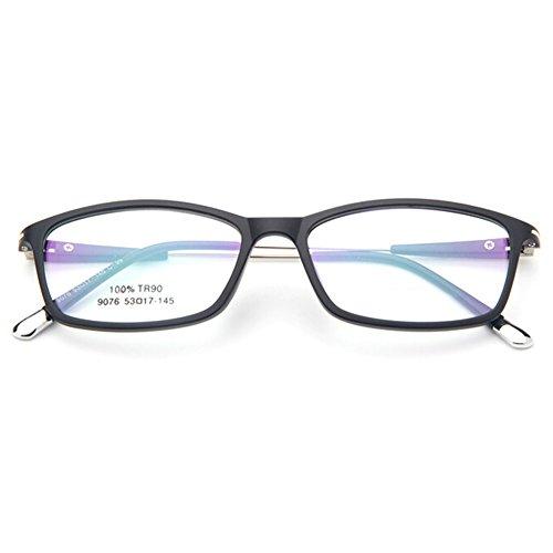 hibote Hommes Femmes TR90 Lunettes Cadres / lunettes / lunettes de mode X5