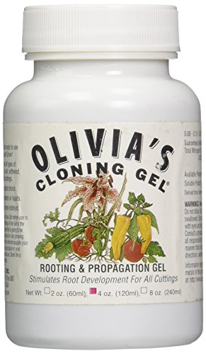 Olivias Cloning (Olivia's Solution OCG4 4-Ounce Olivia's Cloning Gel for Plants)