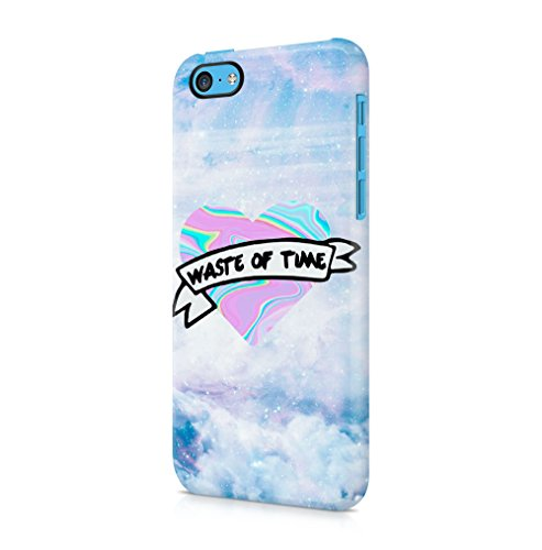 waste-of-time-holographic-tie-dye-heart-stars-space-apple-iphone-5c-snapon-hard-plastic-phone-protec