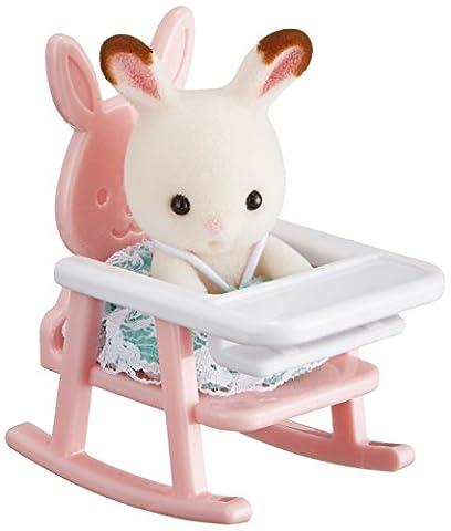 Sylvanian Families Baby-Haus Babystuhl B-31 (Japan Import / Das Paket und das Handbuch werden in Japanisch)