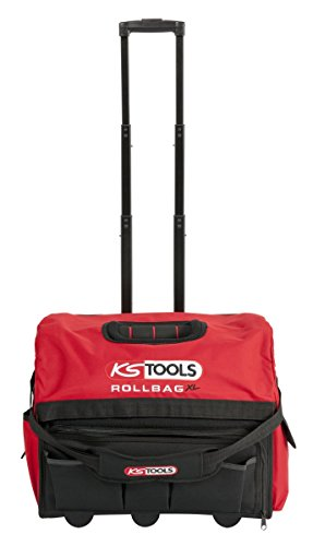 KS Tools KST-850.0335 ROLLBAG Universal-Werkzeugtasche mit Teleskop-Trolly, XL