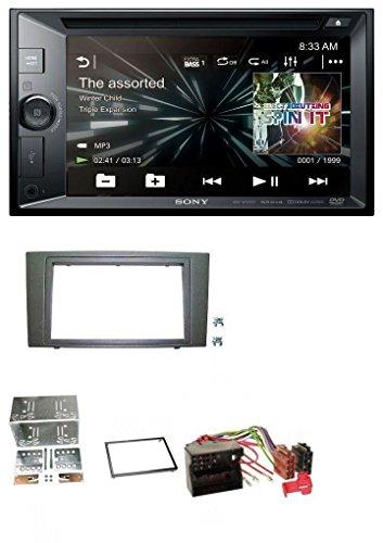 Sony XAV-W651BT DVD CD MP3 Bluetooth 2DIN USB Autoradio für Ford Mondeo (2003-2007)