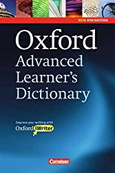 Oxford Advanced Learner's Dictionary, with Exam Trainer and CD-ROM