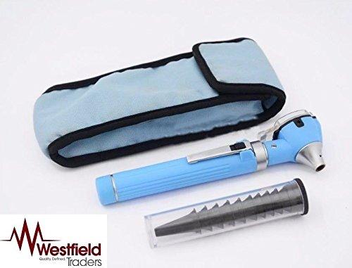Mini-Otoskop aus Glasfaser für medizinische Diagnosen und Untersuchungen -