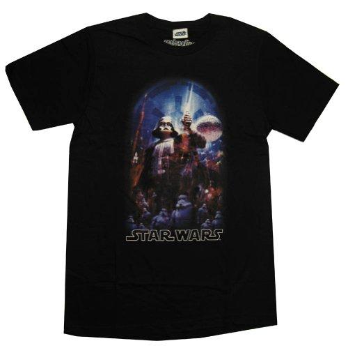 Star Wars Darth Vader El lado oscuro Mighty Fine película adulto camiseta