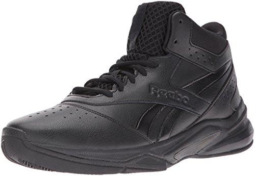 Reebok Men s Pro Heritage 3 Running Shoe Black 8 D(M) US