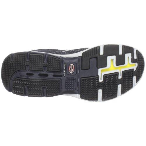 Skechers Glide 51510 NVGY, Scarpe da ginnastica, Uomo Blu (Blau/NVGY)