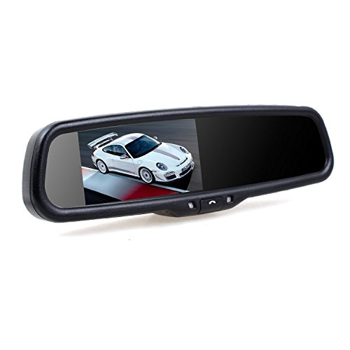 auto-vox-original-equipment-look-43-lcd-bluetooth-car-rear-view-mirror-monitor-for-parking-assistanc