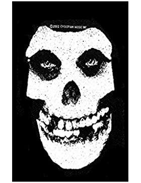 Misfits parche–White Skull–Misfits Kult Patch–tejida & licencia oficial..