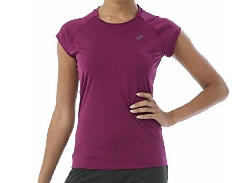 Asics Capsleeve Laufshirt Damen M - 40 (Sleeve-damen Laufshirt)