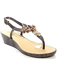 Mr Shoes , Chaussures compensées à plateforme femme