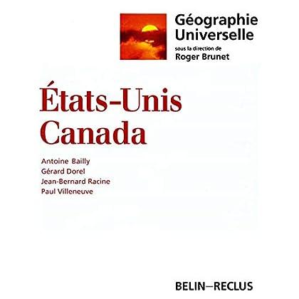 Etats-Unis, Canada