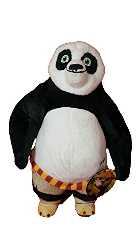 Kung Fu Panda 3 Po Plush Soft Toy 30cm