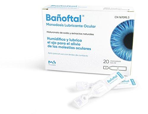 Bañoftal Colirio - 40 gr