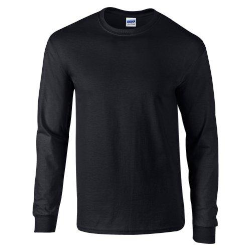 Ultra Cotton Classic Fit Adult T-Shirt - Farbe: Dark Heather - Größe: M -