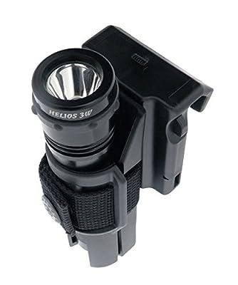 ESP LH-04 Universelles drehbares Kunststoffholster für schmale Lampen PD35 P12 P10 PD32