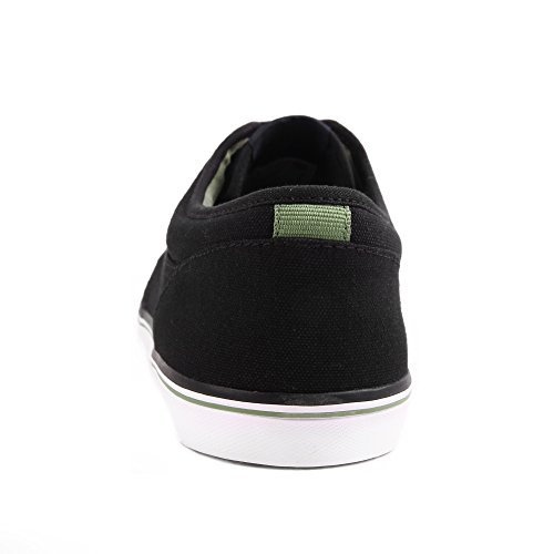Fred Perry Stratford Canvas B8284220, Basket Noir