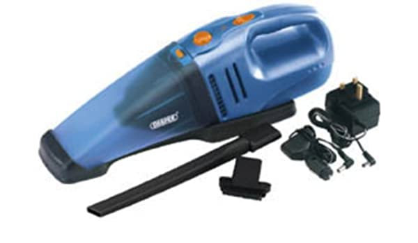 Draper 55w rechargeable vacuum cleaner