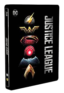 Justice League Steelbook 1 - Esclusiva Amazon (Blu-Ray)