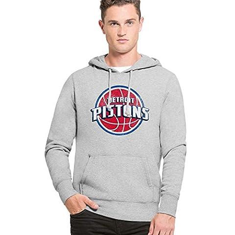 '47Brand Detroit Pistons Knockaround Sweatshirt NBA, L