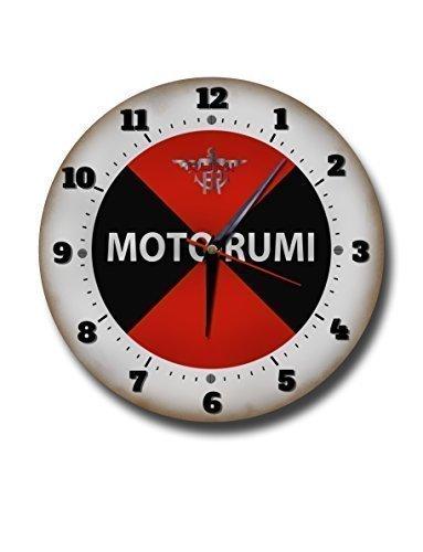 Preisvergleich Produktbild Moto Rumi Service Qualität Rund Metall Uhr