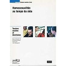 Homosexualités au temps du sida : Tensions sociales et identitaires (Collection Sciences sociales et sida)