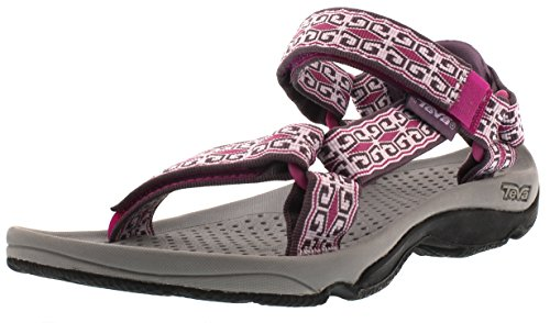 Teva Hurricane 3 W's Damen Sport- & Outdoor Sandalen, Violett (Mini Denim Purple 512), EU 40
