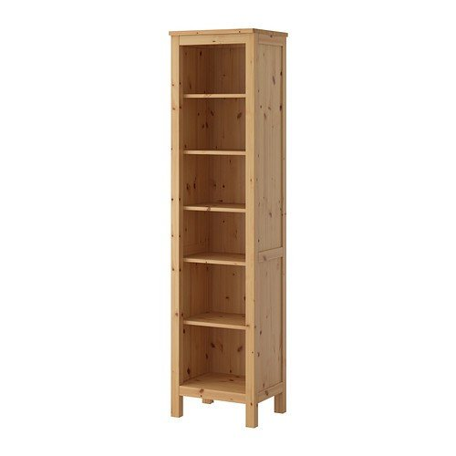 IKEA HEMNES Bcherregal In Hellbraun Aus Massivholz Gebraucht Kaufen Wird An Jeden Ort