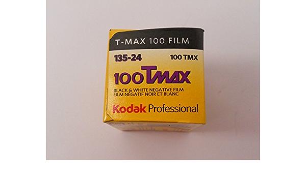 Kodak T Max Prof Tmx 100 Tmx 135 24 B W Film Kamera