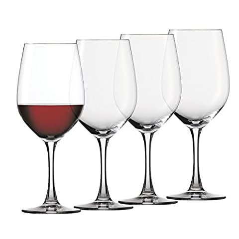 Spiegelau Winelovers Red Wine Glasses, Set of