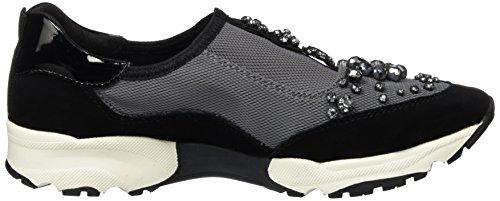 Carvela Damen Lamb Np Sneakers Grau (Grey)