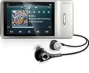 Philips GoGear Muse MP3-/MP4-Player 8 GB: Amazon.de: Audio