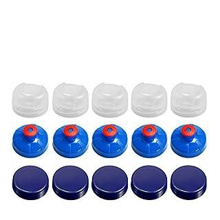 15er Deckelset für Acala Tritanflaschen