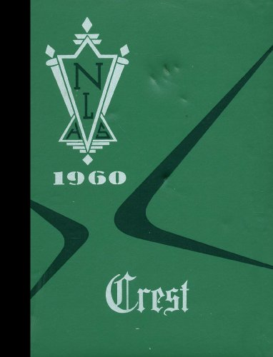 (Reprint) 1960 Yearbook: North Liberty High School, North Liberty, Indiana