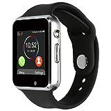 Kivors 2017 Nuovo Modello A1 Orologio Smartwatch da Polso Supporta Schede TF per IOS Android Samsung Sony LG HTC Iphone7/6s/6/5s/5 Fitness Bluetooth Touch Screen Fotocamera con Slot SIM Card 2.0