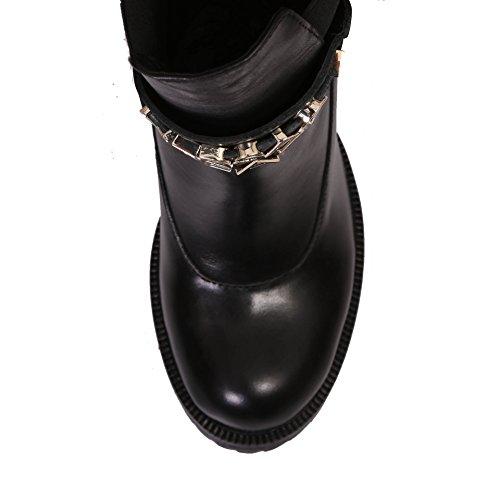 Versace Jeans  Linea Lettering,  Damen desert boots Schwarz