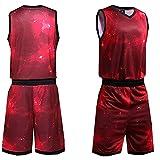 Le Costume de Basket-Ball Convient à la Personnalisation personnelle de Bricolage, à la Personnalisation de l'équipe de l'entreprise, aux Combinaisons d'entraînement, aux Uniformes pour Les étudi