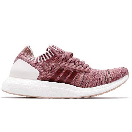 adidas Ultraboost X, Scarpe Running Donna, Rosso Tramar/Ashpea/Chacor, 38 2/3 EU