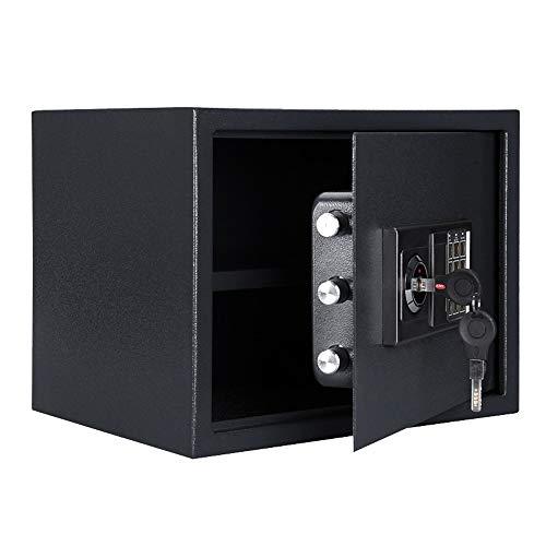 DaQingYuntur Teclado Seguro for depósitos, configure su Propia combinación Caja Fuerte de...