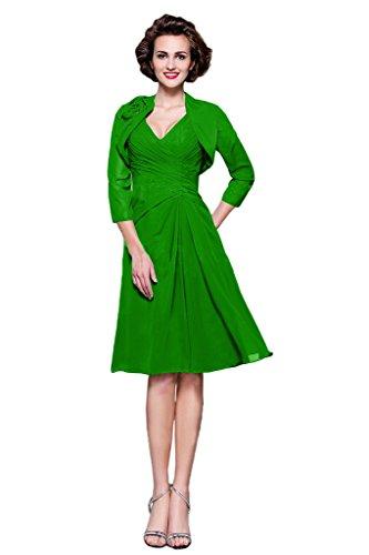 TOSKANA BRAUT - Robe - Cocktail - Femme Vert