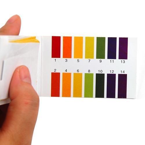 Yahee PH Teststreifen (160 Stück) Urin & Speichel