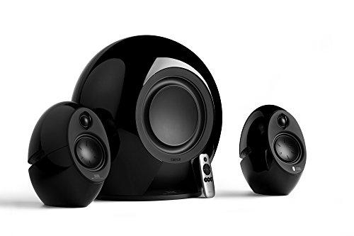 Edifier E235 BLACK Luna E235 THX certified Active 2.1 Speaker System - Black - (Speakers > Speakers)