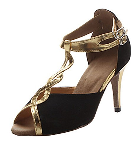Miyoopark - Ballroom donna Black-10cm heel